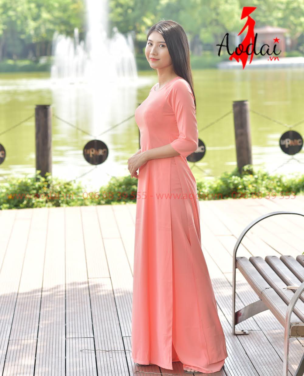 May áo dài tại Bắc Ninh
