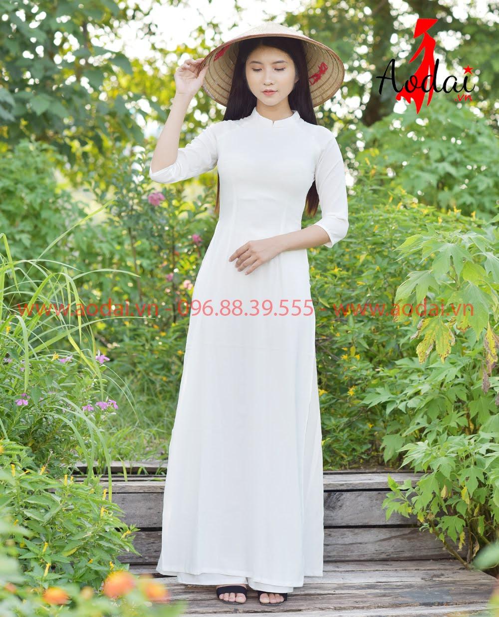 In áo dài tại Bình Thuận