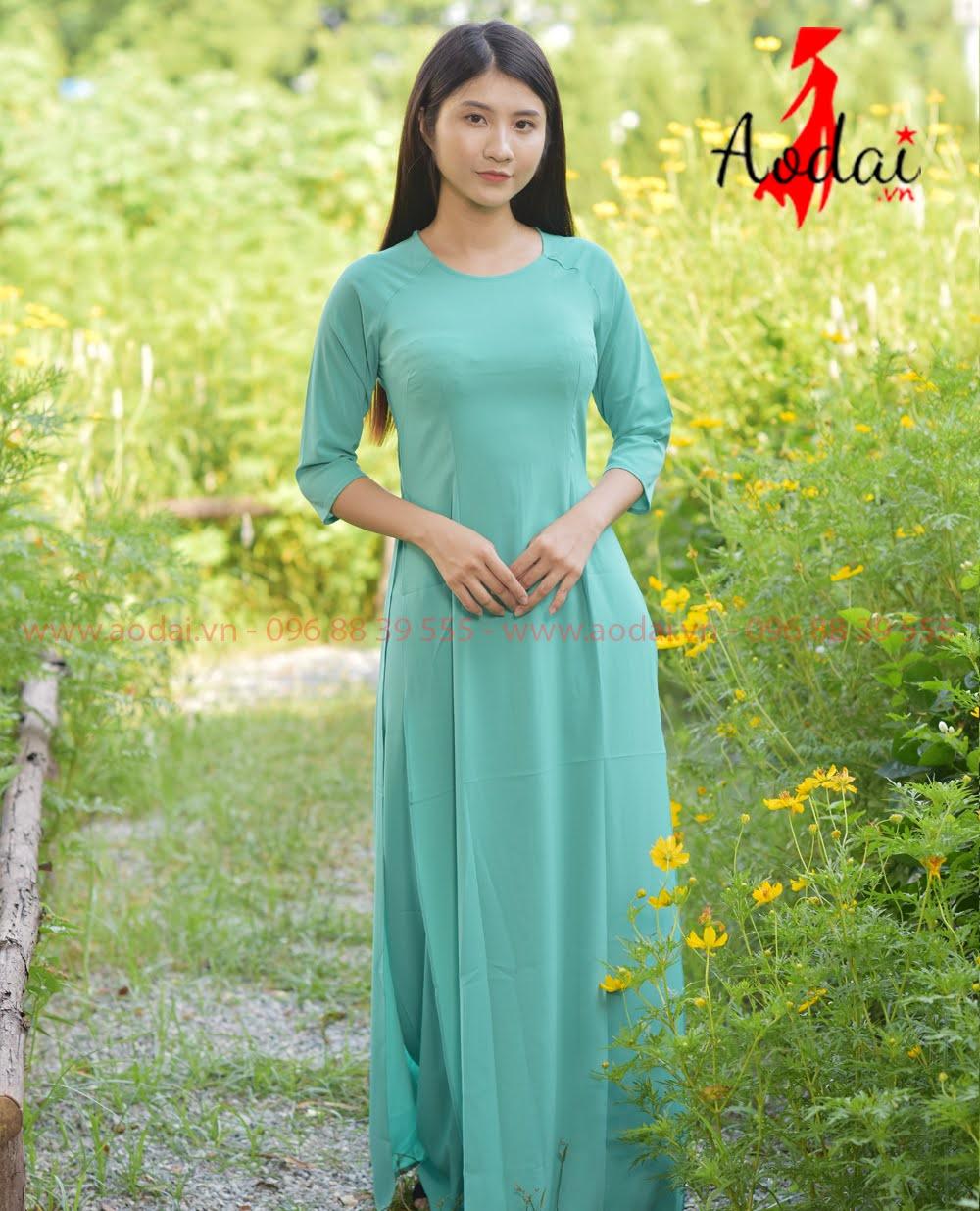 In áo dài tại Đắk Lắk