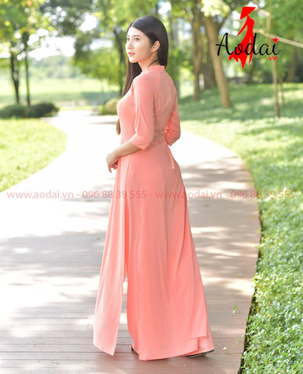 In áo dài tại Đà Nẵng
