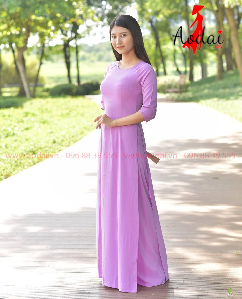 In áo dài tại Hà Đông