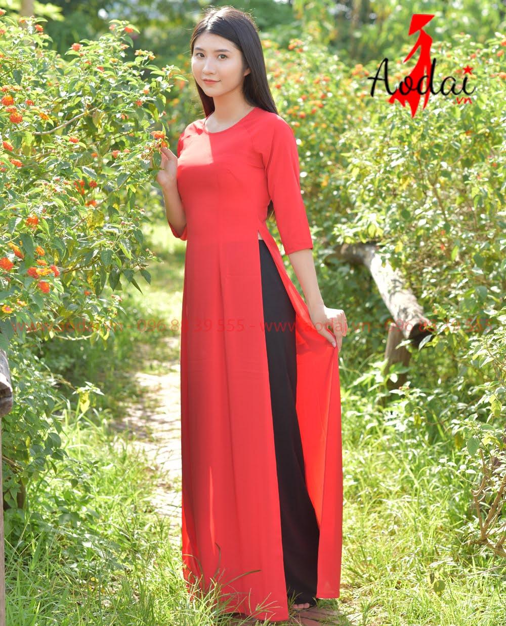 In áo dài tại Phú Yên