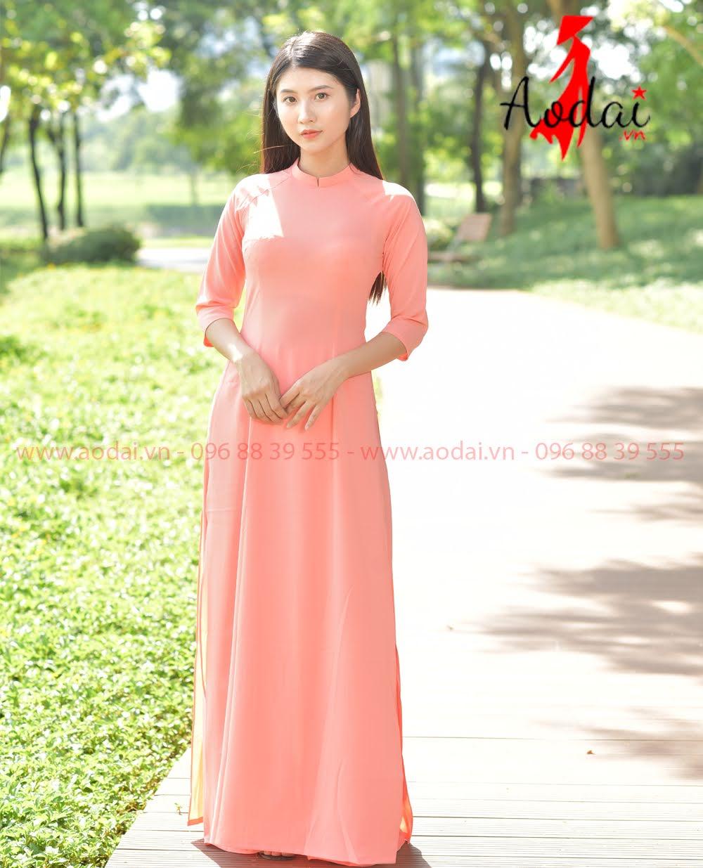 In áo dài tại Quảng Ninh