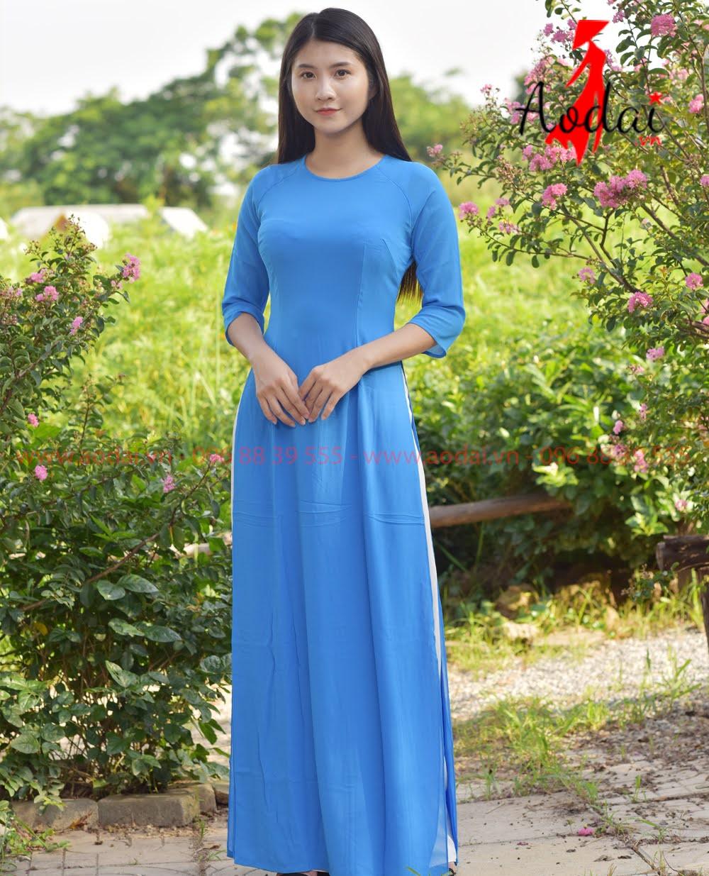 In áo dài tại Thái Bình