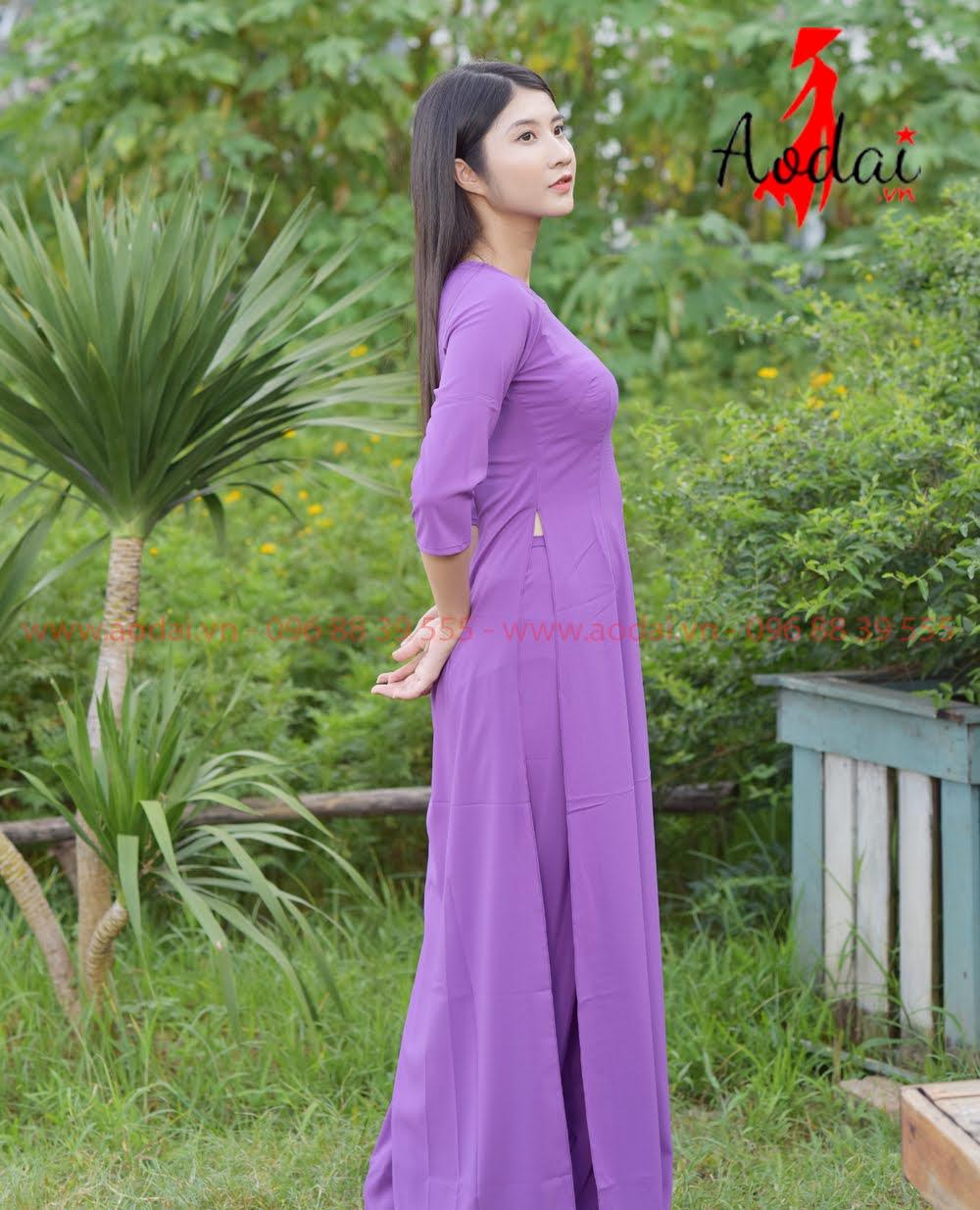 In áo dài tại Thanh Oai