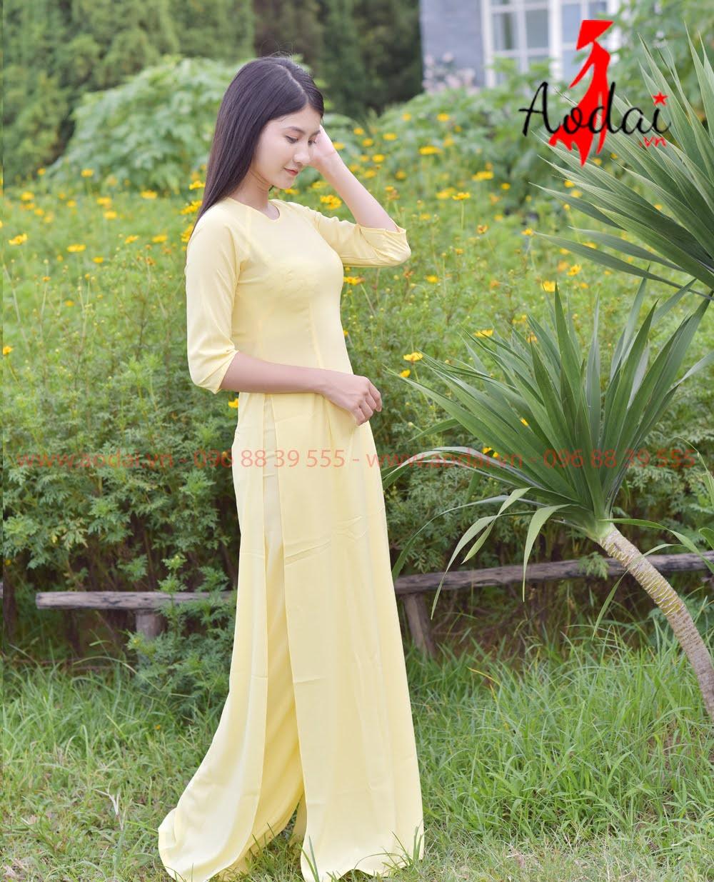 In áo dài tại Yên Bái