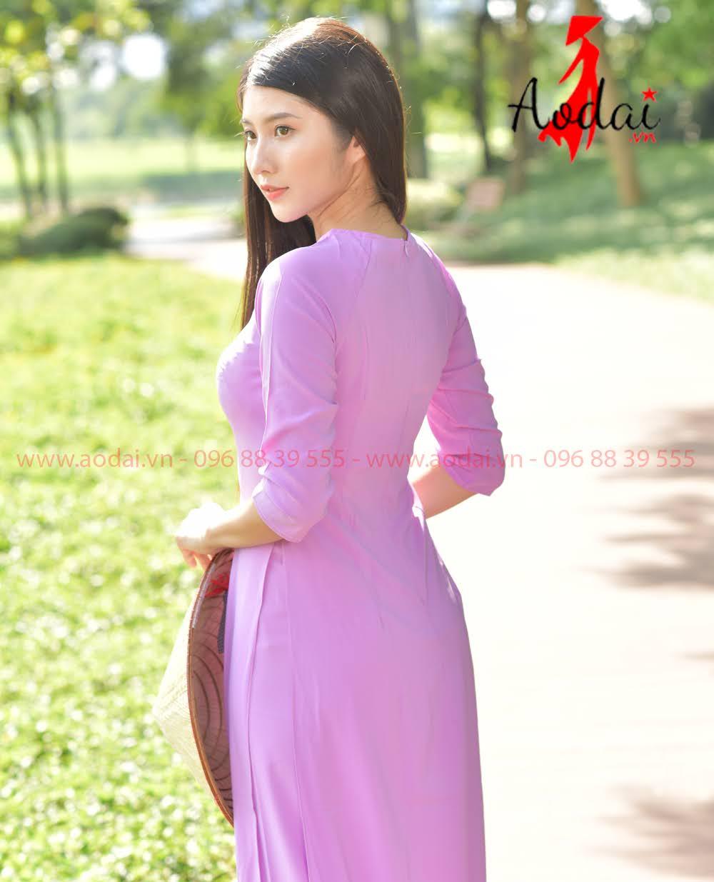 May áo dài tại Đà Nẵng