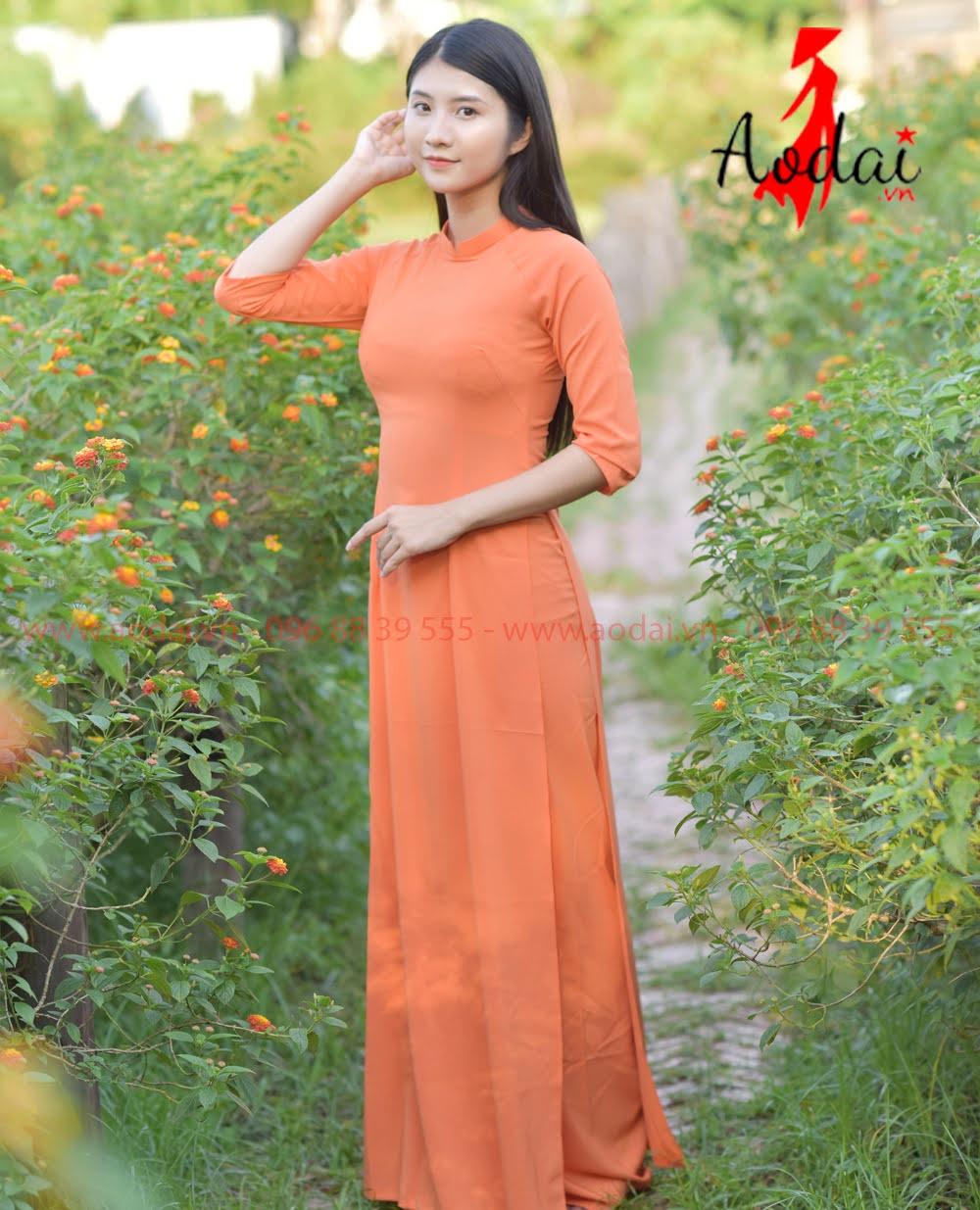 May áo dài tại Đồng Nai