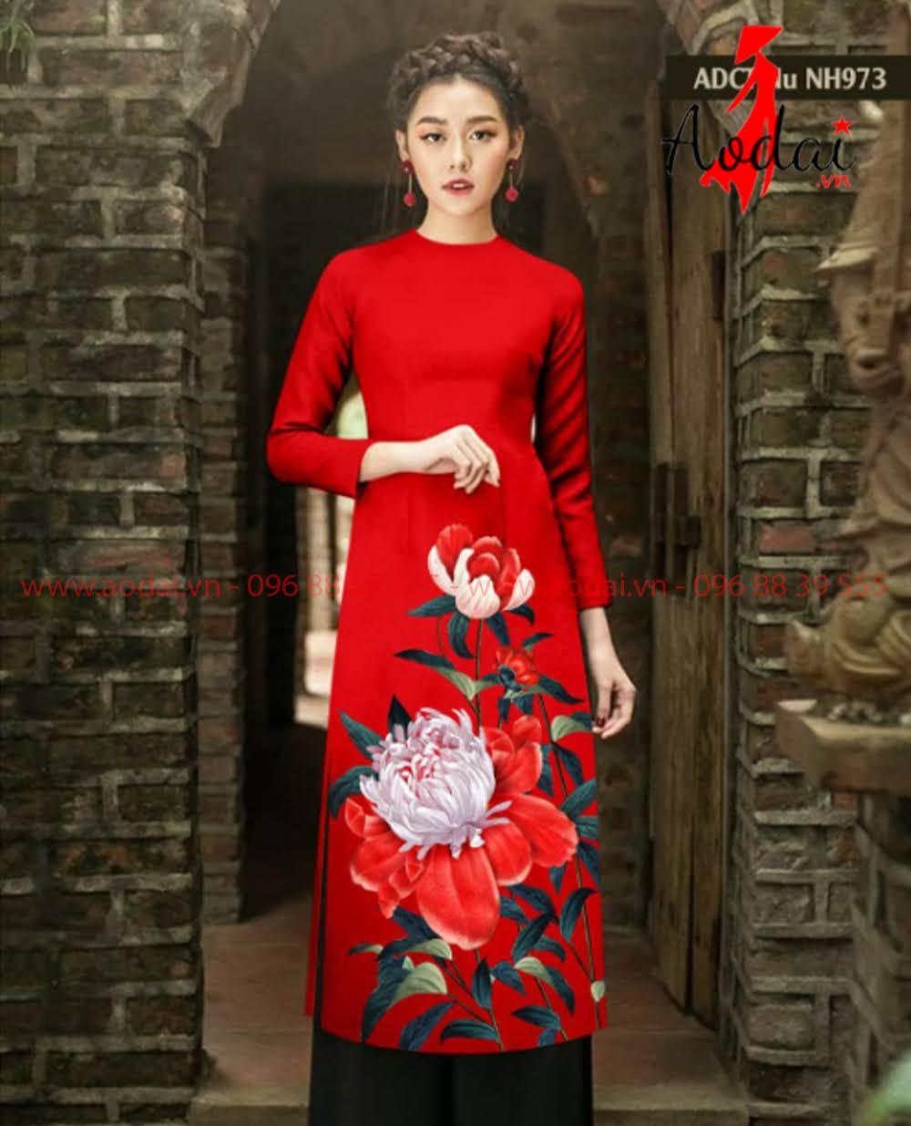 May áo dài tại Hà Tĩnh