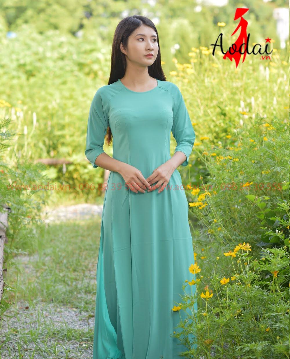 May áo dài tại Thanh Hóa